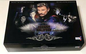 Johnny Hallyday Le Jeu Coffret Edition Limitée Numérotée 08734 Neuf