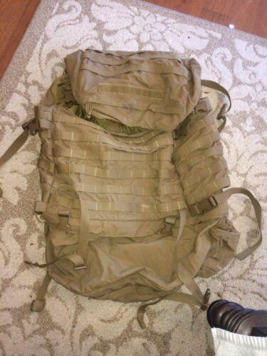 USMC filbe principaux Pack Coyote Brown USGI Sac à dos Molle NSN 81 L