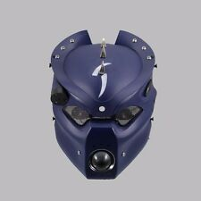 Universal Motorcycle Skull headlight WITH LIGHT IN EYES Custom Lamp