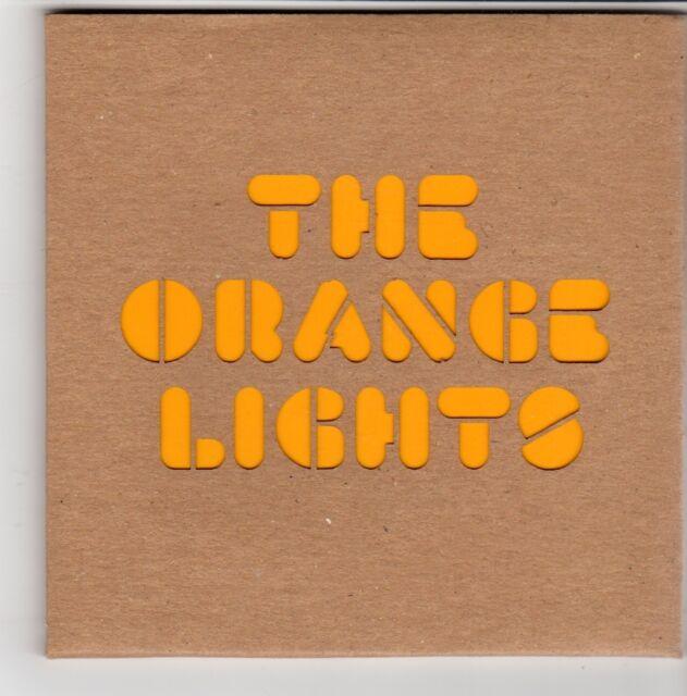 (GO479) The Orange Lights, Click Your Heels - 2007 DJ CD