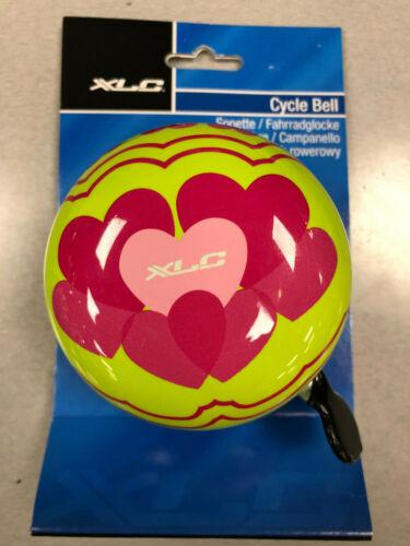 XLC Bicycle Bell Hearts Dd-M09 83mm Wedding favor