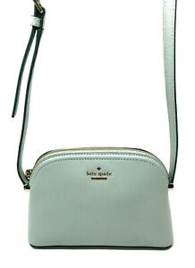 Details About Kate Spade Peggy Patterson Drive Misty Mint Leather Crossbody Bag Wkru5662 199