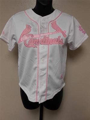 Baseball & Softball 7-8/10 KöStlich New-dirty Albert Pujols # 5 St Louis Cardinals Jugendgrößen Xs-s