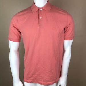 Brooks-Brothers-1818-Polo-Logo-Shirt-Short-Sleeve-Original-Fit-Men-s-Size-M