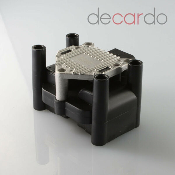 032905106b-unità Di Accensione Modulo Di Accensione-bobina D'accensione 4 Poli Per Vw Audi Seat Skoda