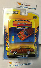 Greenlight * 1969 Buick GS 400 * Brown * Muscle Car Garage Flames * k23