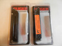 Ruger 9 Round 22lr M-9 Magazine; 2 Pack Mark 1; 90062; Replaces 604-558