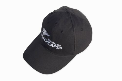 HIGH QUALITY CRICKET BASEBALL STYLE CAP WITH NEW ZEALAND LOGO ADULTS ADJUSTABLE