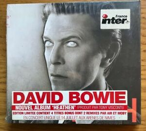 David-Bowie-Heathen-EU-Digipack-Enhanced-2-Disc-Limited-Ed-Sealed-New