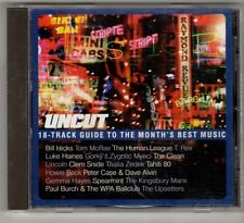 (GO968) 18 Track Guide to the Month's Best Music - 2001 - Uncut CD