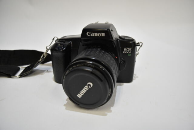 Canon EOS 1000FN with 35-80mm Lens 35mm Film Camera