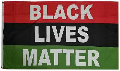 2x3 Black Lives Matter Premium Quality 100d Woven Poly Nylon Flag 2 X3 Flag Ebay