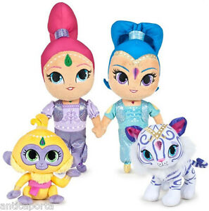 Peluche-Shimmer-and-Shine-originali-Play-by-Play-Nickelodeon-3-misure-Tala-Nahal