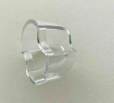 Dental Mouth Gag Props Opener Cheek Retractor Backteeth Molar Composite Clear