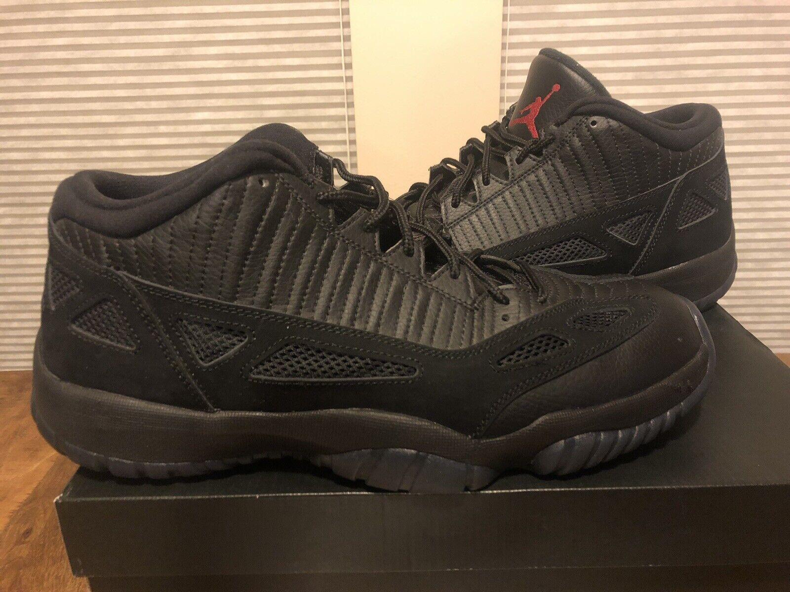 Nike Air Jordan Retro 11 Referee Low IE Sz 12