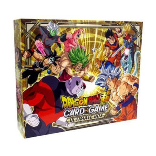 Dragon Ball Super TCG  Ultimate Box