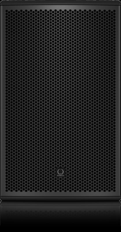 PAIR of Turbosound NuQ102 2-Way 10    Full Range Passive Loudspeakers Open Box 176059