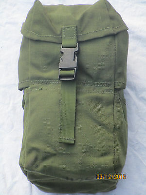 Pouch Medical Trauma, MWS 1990, olive First Aid Bag for Koppel