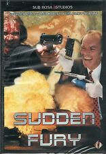 Sudden Fury DVD SRS Cinema Darren Ward David Warbeck Day of Violence SOV Gore