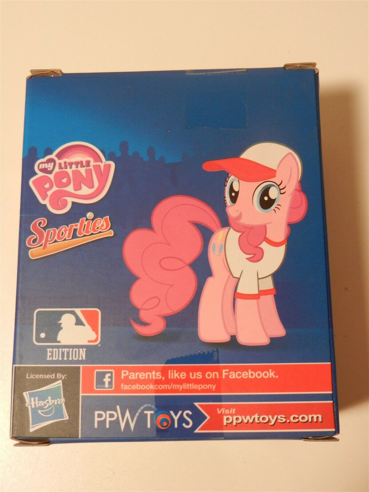 Lot Lot Lot of 10 My Little Pony Pinkie Pie Sporties MLB Boston Red Sox SDCC Exclusive d37ec6