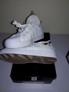 Antídoto Frustrante Opresor  Adidas Superstar Vulc ADV (Blanco/Cobre Metálico/Blanco) Para Hombre  Zapatos De Skate | eBay
