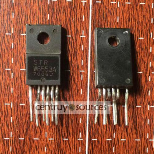 1//5//10PCS STRW6553A STR W6553A Power IC TO-220