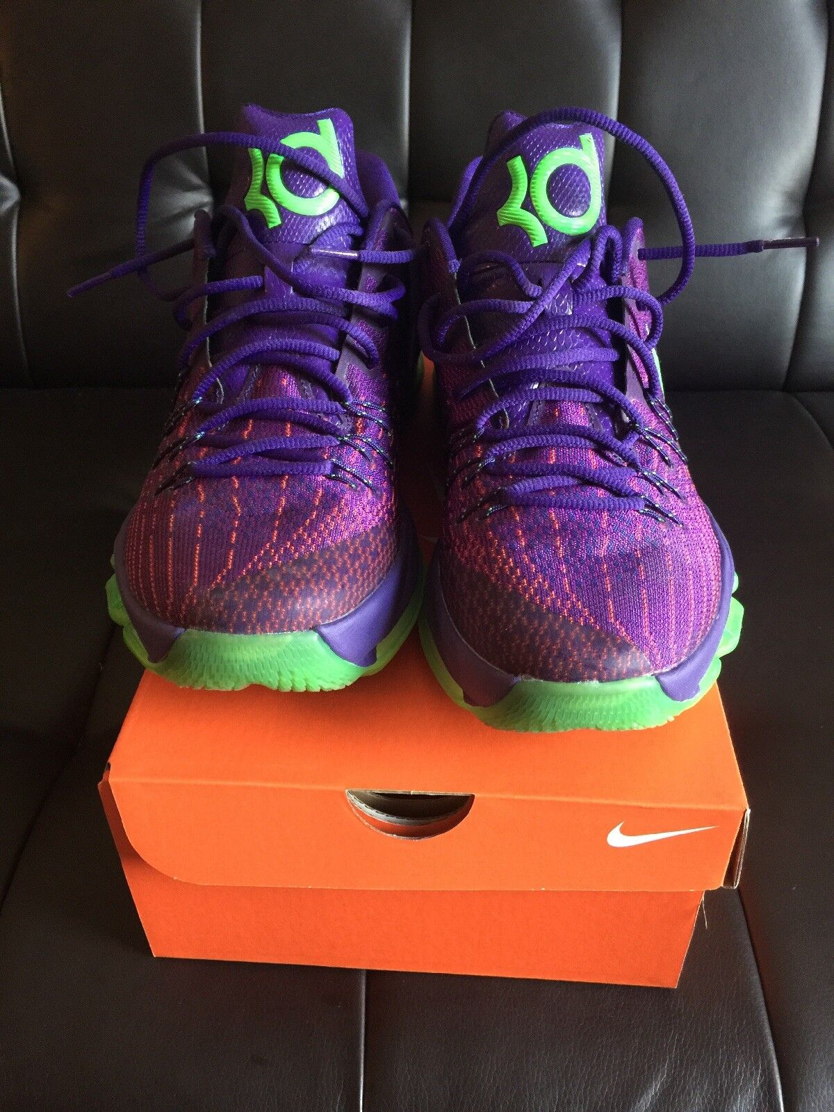on sale d7f16 d9f11 Nike KD 8 8 8 EP VIII Suit Kevin Durant Men s Basketball Sneakers 749375-535