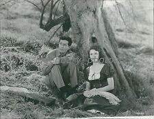 1950 Outrage Original Press Photo Mala Powers