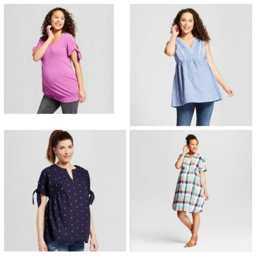 Nwt Work 4 Lot Clothing Tops Xs Pc Isabel 1 Womens Dress Casual 3 New Maternity w1HfO6