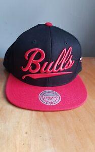 Cappello-Da-Baseball-Chicago-Bulls-Mitchell-e-Ness