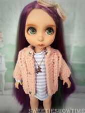 Disney Baby doll clothes Pink Sweater clothing Animator's collection Princess