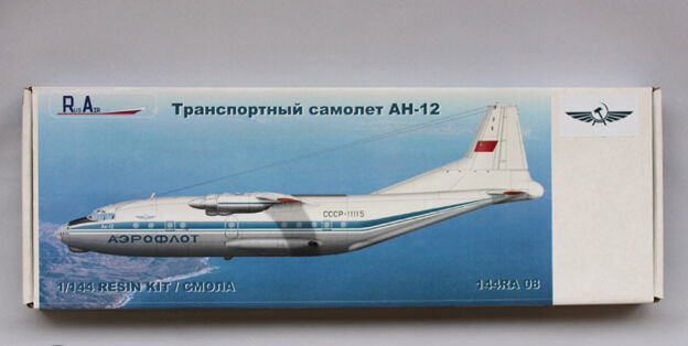 1  144 PAS -modelllllerler.Rus -Air.Antonov An -12