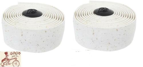 CINELLI CORK RIBBON WHITE BICYCLE HANDLEBAR BARTAPE BAR TAPE