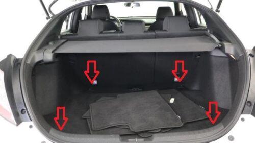 Kofferraum Boden Stil Gepcknetz fr Honda Civic Hatchback 5 Tr ...