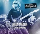 Live at Rockpalast 4009910127629 by Moon Martin CD With DVD