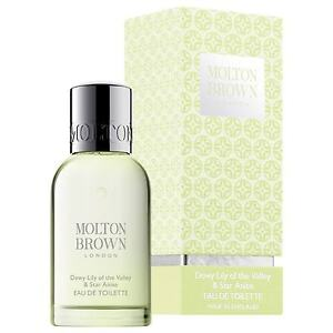 MOLTON-Brown-Dewy-Lily-of-the-Valley-amp-Star-Anise-Eau-de-Toilette-50-ml-new-men