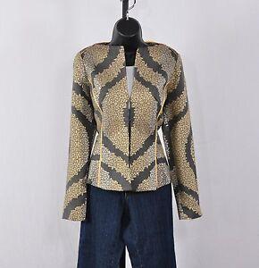 3-Sisters-Jacket-3S710-S-M-L-XL-Molten-Women-039-s-Dressy-Coat-Top-5015