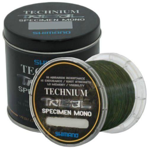 Shimano Technium Tribal Schnur 0,20mm 4,25Kg 2630m CAMO