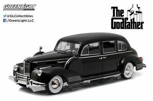 GREENLIGHT-1-18-THE-GODFATHER-1941-PACKARD-SUPER-EIGHT-ONE-EIGHTY-12948