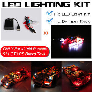For-Lego-42056-For-Porsche-911-GT3-RS-Bricks-Toys-LED-Light-Lighting-Kit-Z