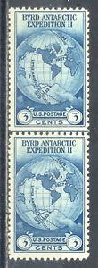 US-Stamp-L1741-Scott-753-Mint-HR-Nice-Horizontal-Line-Pair