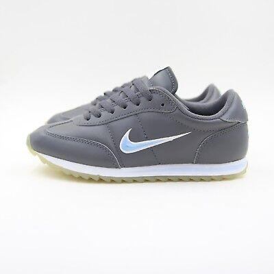 uk availability 967c3 4d348 Womens Nike Mini Swoosh Cortez Trainers 2001 UK 2.5 304060 041 3623 Jewel |  eBay