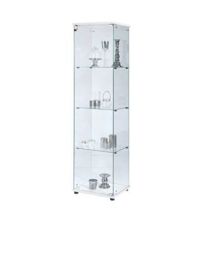 Wall showcases, window, shop windows for collectors, glass display cabinet