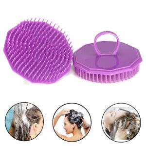 Am-Round-Anti-Slid-Soft-Shampoo-Brush-Head-Massager-Scalp-Shower-Hair-Washing-C