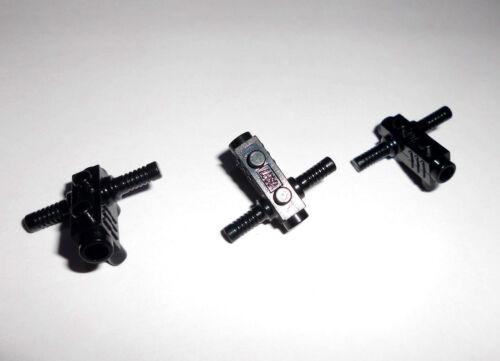 3 Kettensägen//Spaceguns Lego in schwarz aus 7317 6896 7144 4990 6956 2516