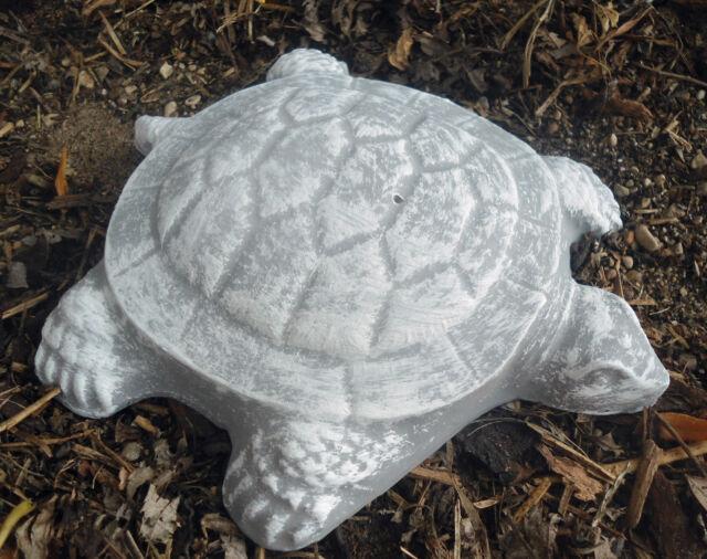 Plastic turtle mold plaster concrete casting garden mould 6