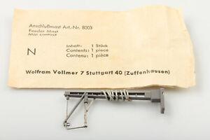 N Vollmer 8003 Un Mât De Connexion - Emballage D'origine Avec Léger Défauts #3