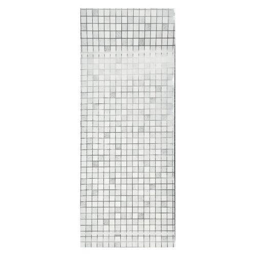 Wasserdicht Mosaik Fliesenaufkleber Wandaufkleber Küche Bad Fliesenfolie45x200cm