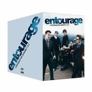 COFFRETS DVD SERIE COMEDIE : ENTOURAGE - SAISONS 1 A 7 INTEGRALE - ACTEUR STAR