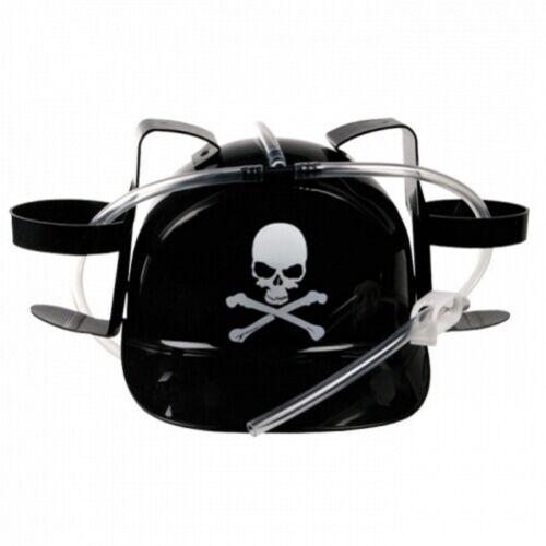 CASCO BIRRA BIRRA bevitore Casco Casco potabile MOBILE MINI BAR casco con dosi supporto TESCHIO